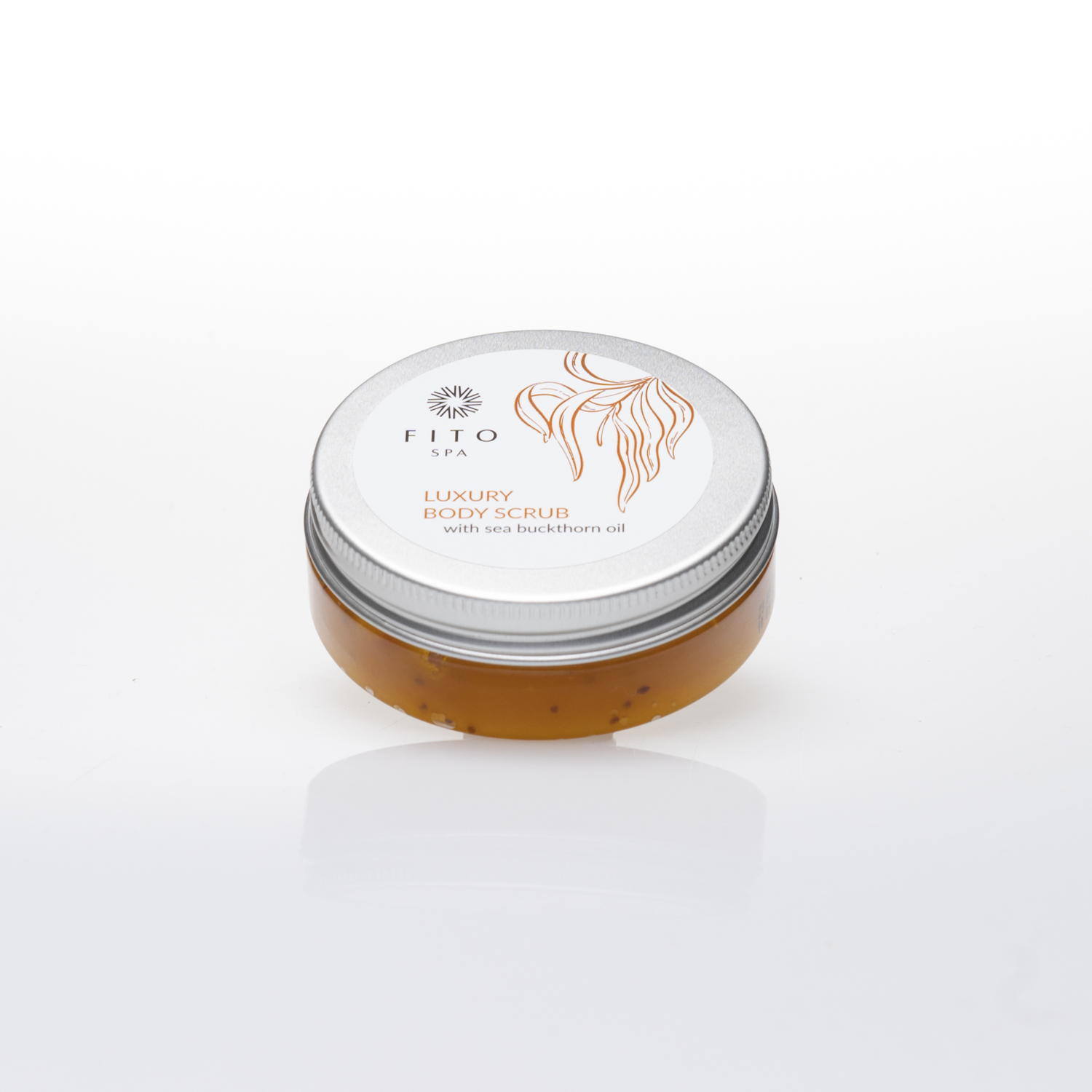 LUXURY BODY SALT SCRUB 80g