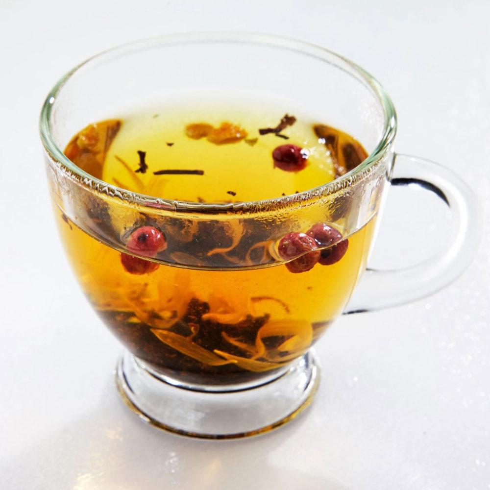 HERBATA Mindfulnessowa Emotea Pleasure na bazie białej herbaty 50 g